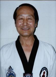 Grandmaster Chong Lee